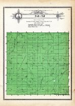 Township 32 Range 12, Saratoga, Holt County 1915
